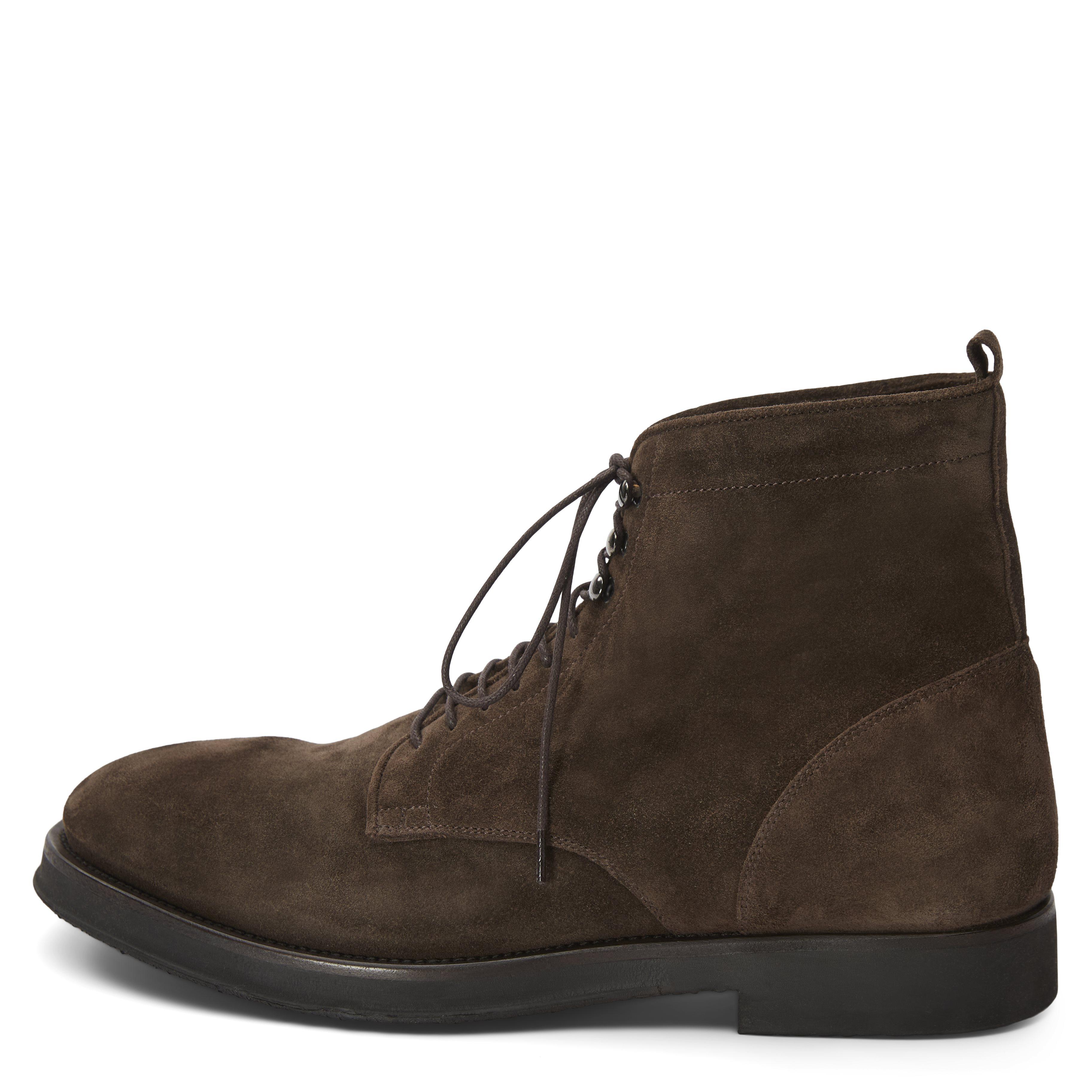 Caleb Boots - Sko - Brun